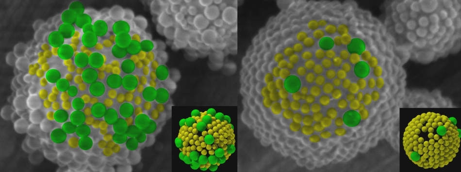 coated nanoparticles